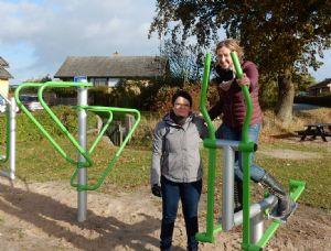 Plads til leg og motion i Kølstrup