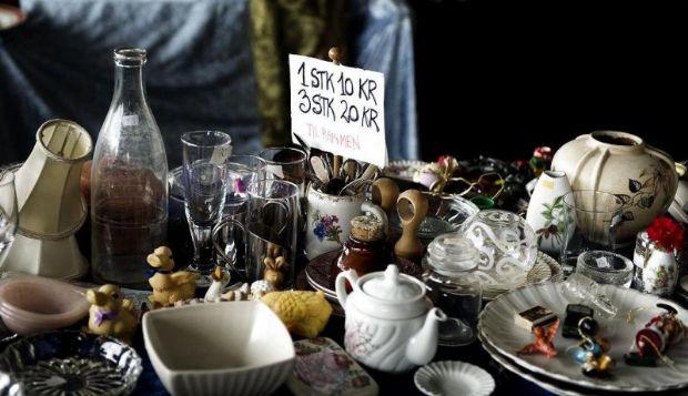 Kom til loppemarked i Kølstrup