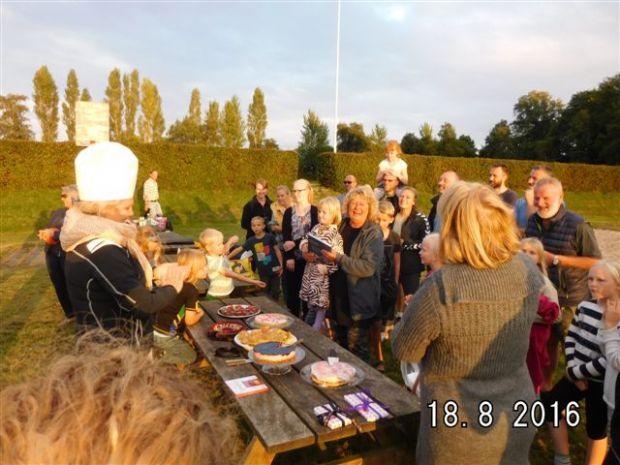 Stor sejr til Kølstrup –og så gik der kage i det