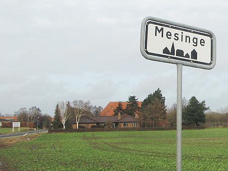 Oplev Hindsholms vestligste punkt