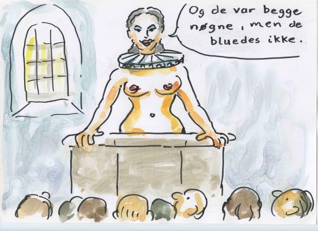 Nøgenhed