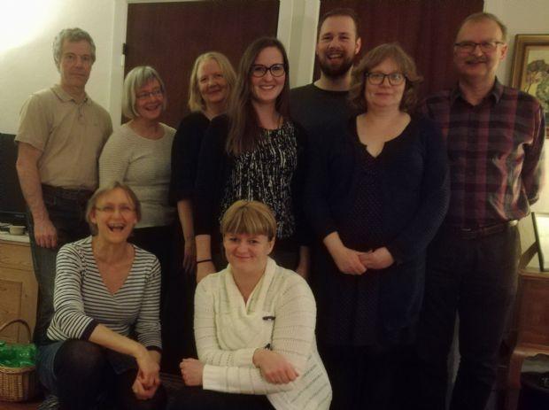 Stor aktivitet og stabilitet i sogneforening