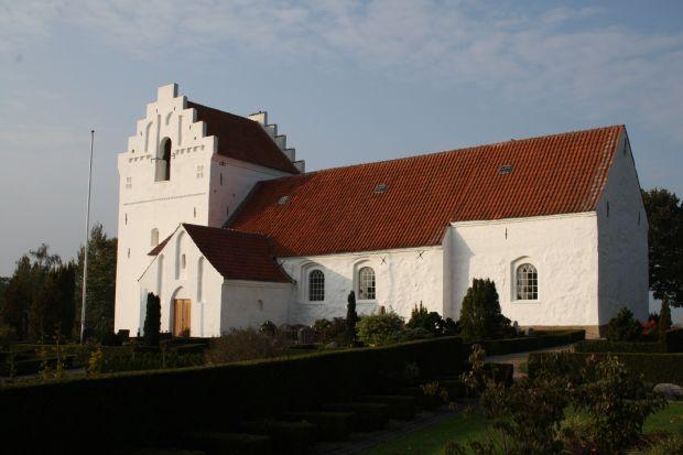 Kom til kirkegårdsvandring i Drigstrup