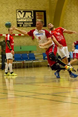 HÅNDBOLD - 3. DIVISION: Imponerende sejr i comebackkamp