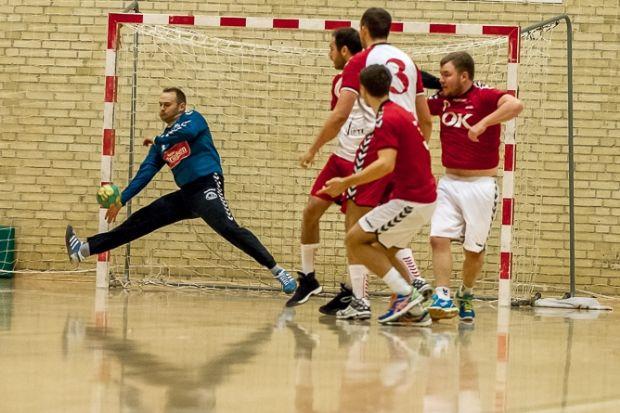 Divisionshåndbolden tilbage i Kerteminde
